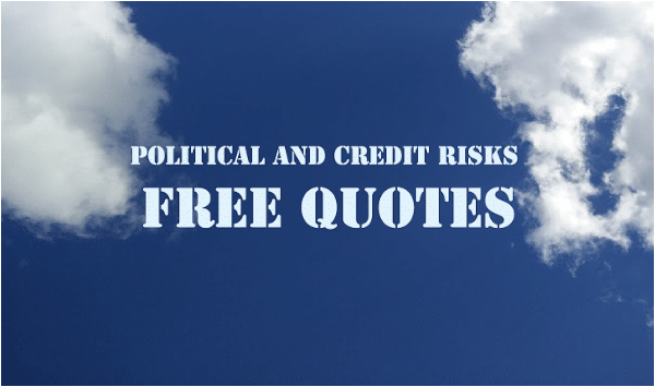 Free quotes for your credit or political risk insurance requirements | Free consultations